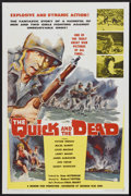 """Movie Posters:War, The Quick and the Dead (Beckman Film Corporation, 1963). One Sheet(27"""" X 41""""). War...."""