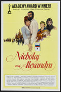 "Movie Posters:Historical Drama, Nicholas and Alexandra (Columbia, 1971). One Sheet (27"" X 41"")Academy Award Style. Historical Drama...."