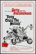 "Movie Posters:Rock and Roll, Ferry Cross the Mersey (United Artists, 1965). One Sheet (27"" X41""). Rock and Roll...."