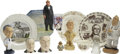 Political:Miscellaneous Political, Franklin D. Roosevelt: Lot of Roosevelt Figurines and CommemorativeSouvenirs.. ... (Total: 15 Items)