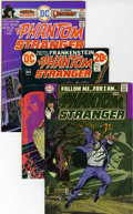 Bronze Age (1970-1979):Horror, The Phantom Stranger Group (DC, 1970-76) Condition: AverageVF/NM.... (Total: 22 Comic Books)
