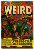 Golden Age (1938-1955):Horror, Blue Bolt #116 (Star Publications, 1952) Condition: GD....