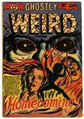 Golden Age (1938-1955):Horror, Ghostly Weird Stories #124 (Star, 1954) Condition: VG....