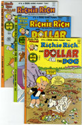 Bronze Age (1970-1979):Cartoon Character, Richie Rich and Dollar the Dog #1-24 File Copies Group (Harvey,1977-82) Condition: Average NM-.... (Total: 24 Comic Books)