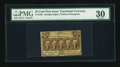 Fractional Currency:First Issue, Fr. 1282 25c First Issue PMG Very Fine 30....