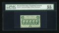 Fractional Currency:First Issue, Fr. 1311 50c First Issue PMG About Uncirculated 55....