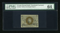Fractional Currency:Second Issue, Fr. 1232 5c Second Issue PMG Choice Uncirculated 64....