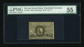 Fractional Currency:Second Issue, Fr. 1318 50c Second Issue PMG About Uncirculated 55....