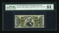 Fractional Currency:Third Issue, Fr. 1342 50c Third Issue Spinner Type II PMG Choice Uncirculated 64....