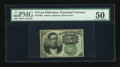 Fractional Currency:Fifth Issue, Fr. 1264 10c Fifth Issue PMG About Uncirculated 50....