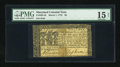 Colonial Notes:Maryland, Maryland March 1, 1770 $6 PMG Net Choice Fine 15....
