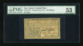 Colonial Notes:New Jersey, New Jersey February 20, 1776 30s PMG About Uncirculated 53....