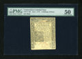 Colonial Notes:Connecticut, Connecticut July 1, 1775 2s/6d PMG About Uncirculated 50....