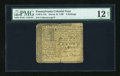 Colonial Notes:Pennsylvania, Pennsylvania March 10, 1769 5s PMG Net Fine 12....