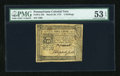 Colonial Notes:Pennsylvania, Pennsylvania March 20, 1773 4s PMG About Uncirculated 53 EPQ....