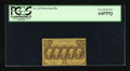 Fractional Currency:First Issue, Fr. 1279 25c First Issue PCGS Very Choice New 64PPQ....
