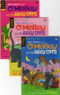 Bronze Age (1970-1979):Cartoon Character, O'Malley and the Alley Cats #1-9 File Copy Group (Gold Key,1971-74) Condition: Average VF/NM.... (Total: 9 Comic Books)