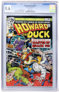 Bronze Age (1970-1979):Humor, Howard the Duck #3 (Marvel, 1976) CGC NM+ 9.6 White pages....