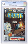 Bronze Age (1970-1979):Horror, Ghosts #48 (DC, 1976) CGC NM+ 9.6 Off-white to white pages....
