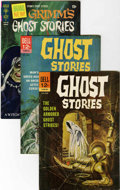 Silver Age (1956-1969):Horror, Ghost Stories/Grimm's Ghost Stories Group (Dell, 1964-74).... (Total: 15 Comic Books)