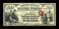 National Bank Notes:Colorado, Denver, CO - $20 Original Fr. 427 The Colorado NB Ch. # 1651. ...
