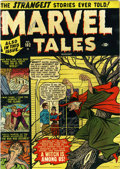 Golden Age (1938-1955):Horror, Marvel Tales #102 (Atlas, 1951) Condition: VG....