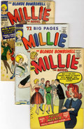 Silver Age (1956-1969):Romance, Millie the Model Group (Marvel, 1961-71).... (Total: 32 ComicBooks)