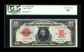 Large Size:Legal Tender Notes, Fr. 123 $10 1923 Legal Tender PCGS Very Choice New 64....