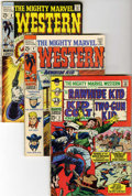 Bronze Age (1970-1979):Western, Mighty Marvel Western Group (Marvel, 1968-74) Condition: Average FN.... (Total: 21 Comic Books)