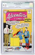 Adventure Comics #278 (DC, 1960) CGC Qualified NM- 9.2 Off-white to white pages