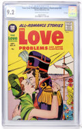 Silver Age (1956-1969):Romance, True Love Problems and Advice Illustrated #41 File Copy (Harvey,1956) CGC NM- 9.2 Cream to off-white pages....