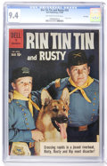 Silver Age (1956-1969):Adventure, Rin Tin Tin #33 File Copy (Dell, 1960) CGC NM 9.4 Off-white to white pages....