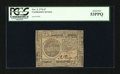 Colonial Notes:Continental Congress Issues, Continental Currency November 2, 1776 $7 PCGS About New 53PPQ....