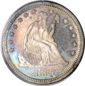 Proof Seated Quarters, 1885 25C PR65 PCGS....
