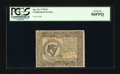 Colonial Notes:Continental Congress Issues, Continental Currency September 26, 1778 $8 PCGS About New 50PPQ....