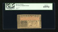 Colonial Notes:New Jersey, New Jersey March 25, 1776 12s PCGS Gem New 65PPQ....