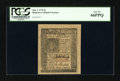 Colonial Notes:Delaware, Delaware January 1, 1776 4s PCGS Gem New 66PPQ....