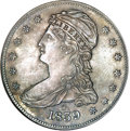 Proof Reeded Edge Half Dollars, 1839-O 50C Capped Bust, Reeded Edge PR62 NGC....