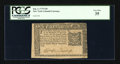 Colonial Notes:New York, New York September 2, 1775 $10 PCGS Very Fine 35....