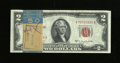 Small Size:Legal Tender Notes, Fr. 1511 $2 1953B Legal Tender Note. Twenty-three Consecutive Examples. Choice Crisp Uncirculated.. The bank band is rubber ... (Total: 23 notes)