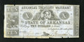 Obsoletes By State:Arkansas, (Little Rock), AR $10 Feb. 22, 1865 Cr. 56a. This $10 is printed on blue paper with no printing on the back. There are sever...