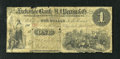 Obsoletes By State:Indiana, Michigan City, IN- Exchange Bank of A.J. Perrin & Co, Marshall, MI $5 Apr. 1862. This confusing two-state note was payable a...
