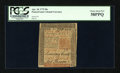 Colonial Notes:Pennsylvania, Pennsylvania April 10, 1775 50s PCGS Choice About New 58PPQ....