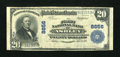 National Bank Notes:Pennsylvania, Ashley, PA - $20 1902 Plain Back Fr. 652 The First NB Ch. # 8656....