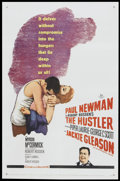 "Movie Posters:Sports, The Hustler (20th Century Fox, 1961). One Sheet (27"" X 41""). Sports...."