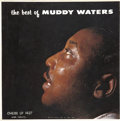 Music Memorabilia:Recordings, The Best of Muddy Waters LP (Chess 1427, 1957)....