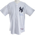 Baseball Collectibles:Uniforms, 2006 Derek Jeter Game Worn Uniform....