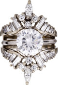 Music Memorabilia:Memorabilia, Mary Sumner's Diamond Ring from J. D. Sumner....