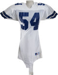 Football Collectibles:Uniforms, Mid-1980's Randy White Game Worn Jersey....