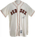 Autographs:Others, 1990's Ted Williams Signed Jersey....